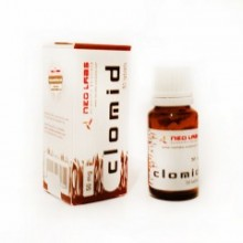 Clomid Кломифен цитрат 50 мг, 50 таблеток, Neo Labs