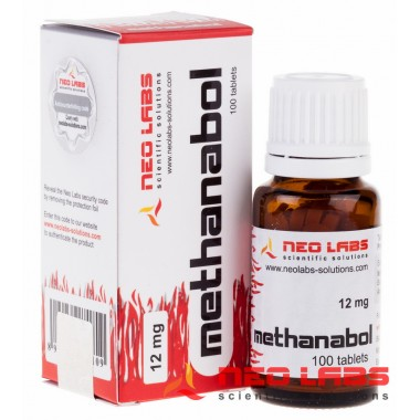 Methanabol Метанабол 12 мг, 100 таблеток, Neo Labs в Кызылорде