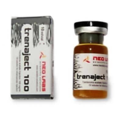 Trenaject 100 Trenbolone Acetate 100 мг/мл, 10 мл, Neo Labs в Кызылорде
