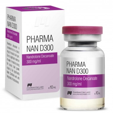 PHARMANAN D 300 мг/мл, 10 мл, Pharmacom LABS в Кызылорде