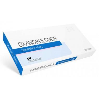 OXANDROLONOS 10 мг, 100 таблеток, Pharmacom Labs в Кызылорде