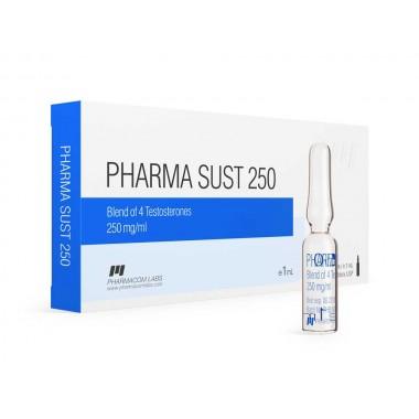 PHARMASUST 250 мг/мл, 10 ампул, Pharmacom LABS в Кызылорде