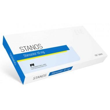 STANOS 10 мг, 100 таблеток, Pharmacom LABS в Кызылорде