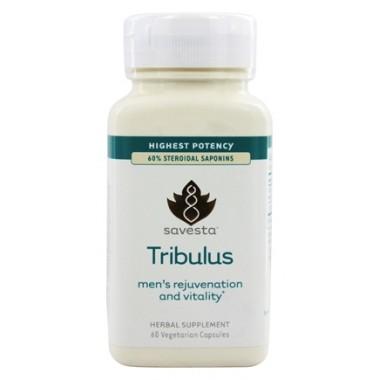 Tribulus Трибулус 60% сапонинов, 60 капсул, Savesta в Кызылорде