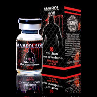 ANABOL 100 Инъекционный Метан Метандростенолон 100 мг/мл 10 мл, UFC PHARM в Кызылорде