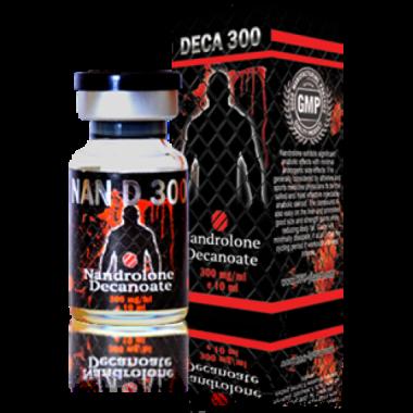 NAN DECA 300 Дека 300 мг/мл, 10 мл, UFC PHARM в Кызылорде