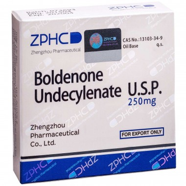 Boldenone Undecylenate Болденон Ундесиленат 250 мг/мл, 10 ампул, ZPHC в Кызылорде