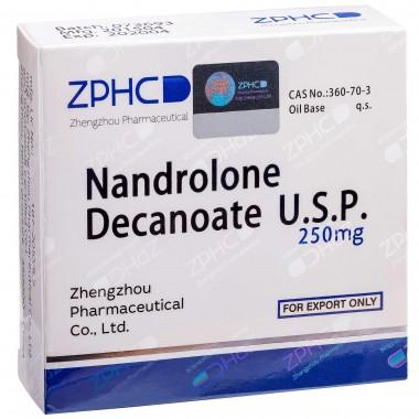 Nandrolone Decanoate Нандролон Деканоат 250 мг, 10 ампул, ZPHC в Кызылорде