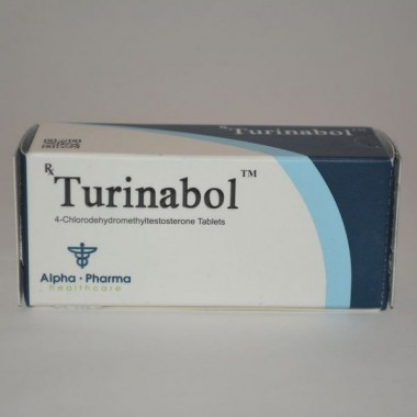 Turinabol (Туринабол) Alpha Pharma 50 таблеток (1таб 10 мг) в Кызылорде
